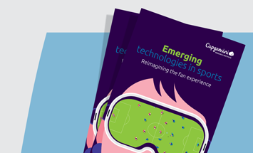 Emerging technologies in sports
