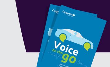 Voice on the go: How can auto manufacturers provide a superior in-car voice experience