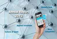 Capgemini Annual Report 2013